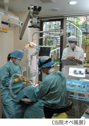 インプラント手術は無痛治療です